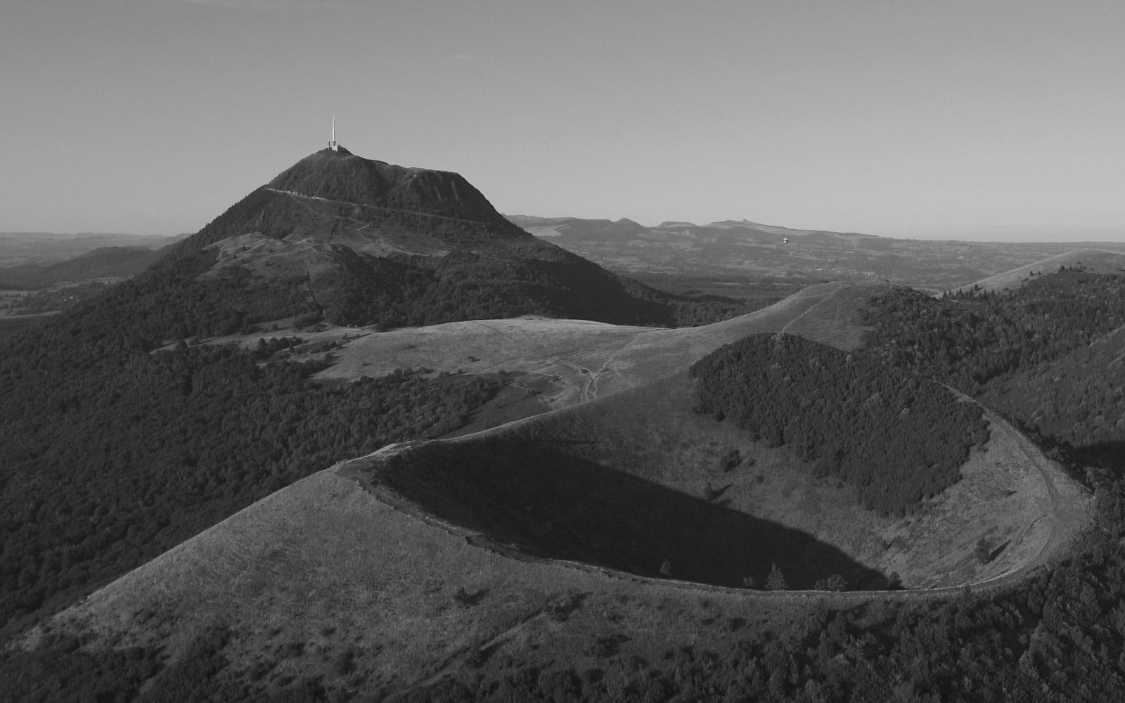 La Chaîne des Puys d'Auvergne